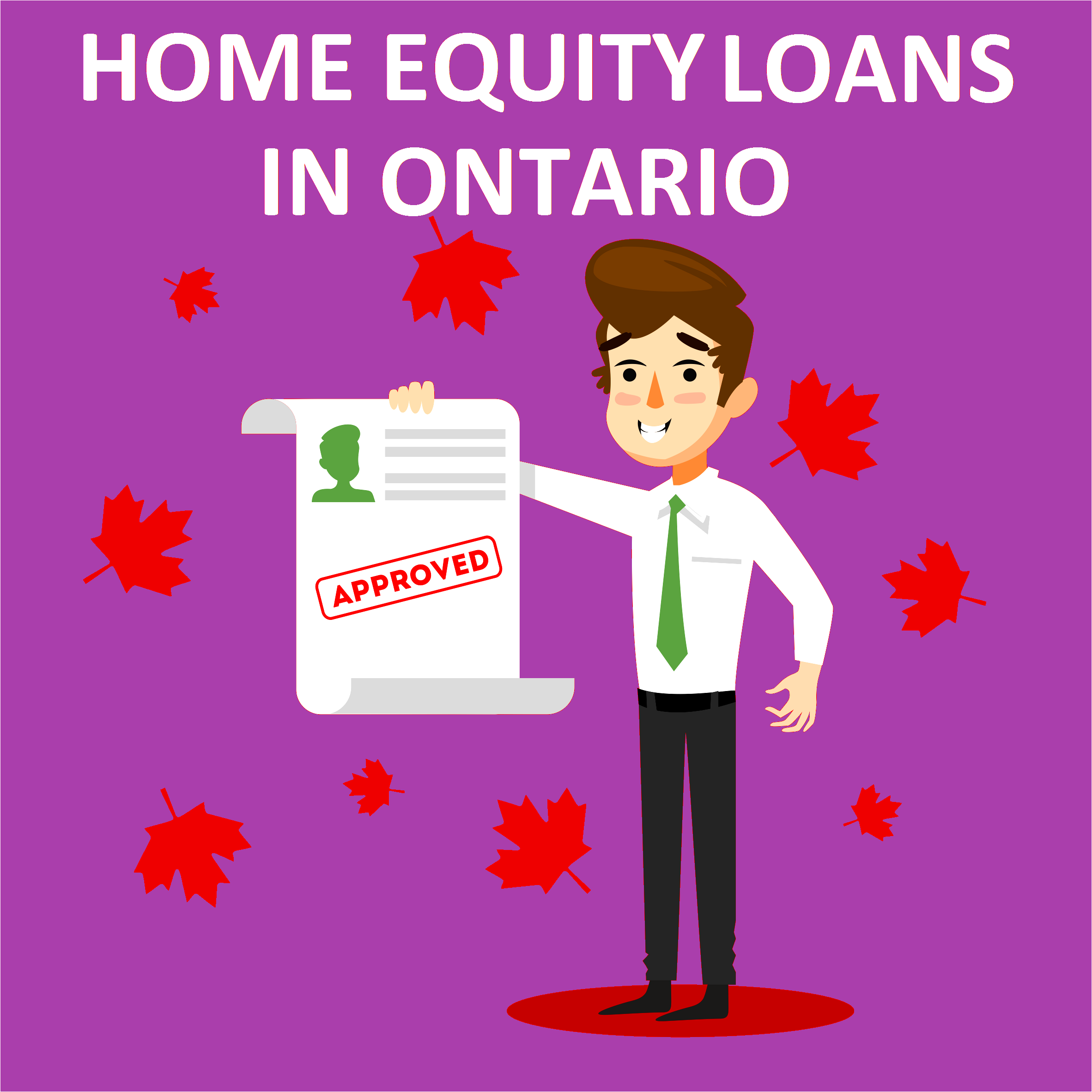 Home Equity Loans In Ontario