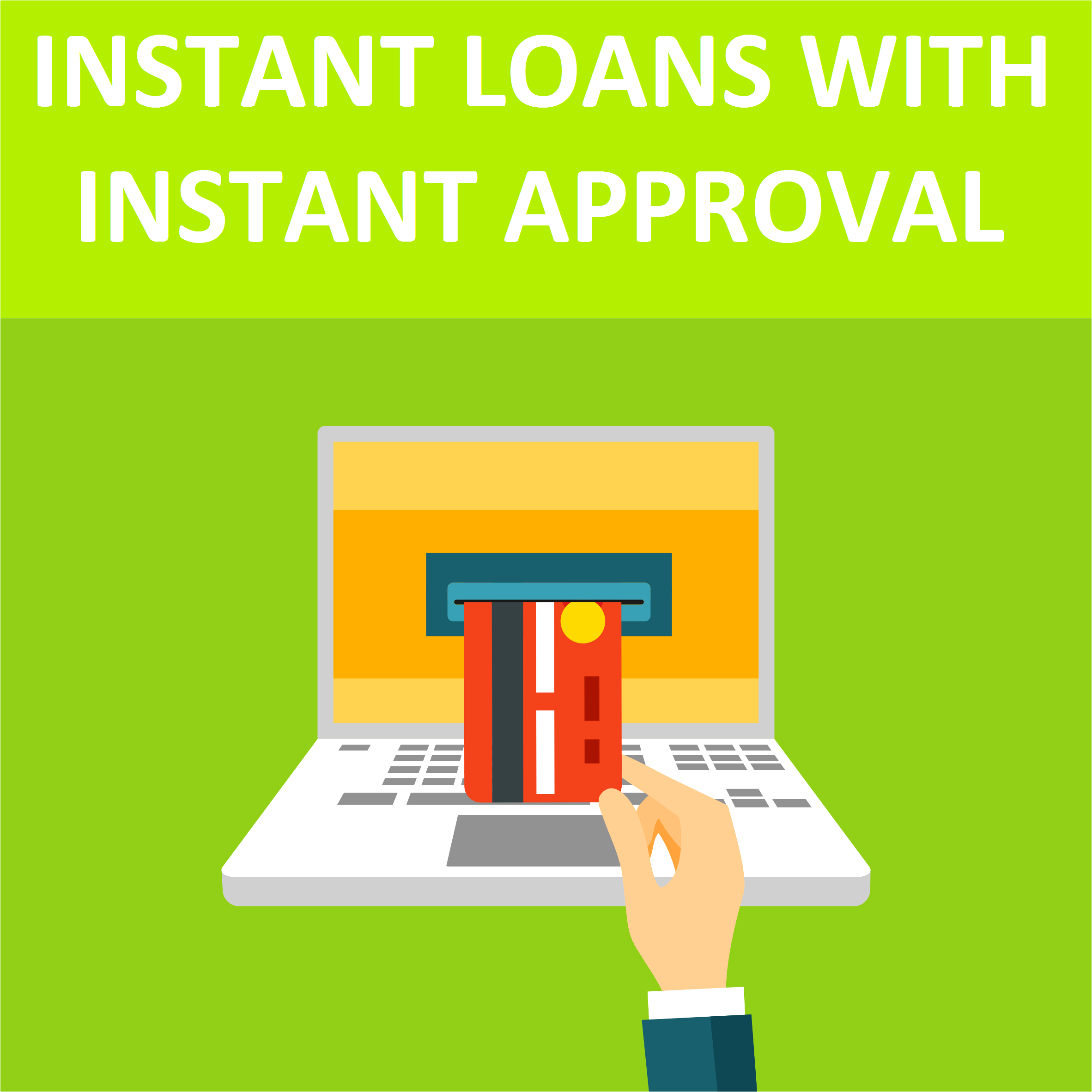 Instant Loan With Instant Approval