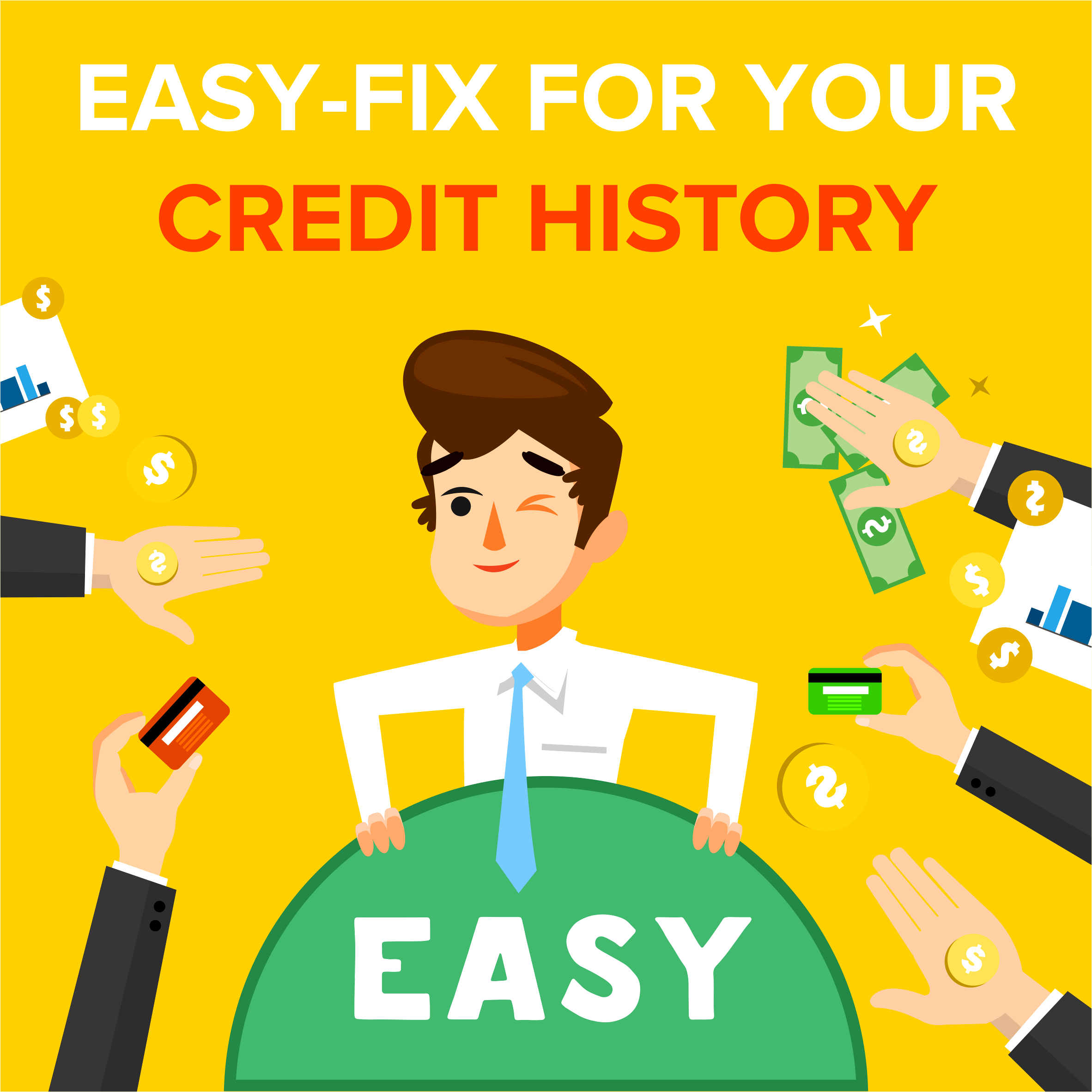 Easy-fix for Your Credit History