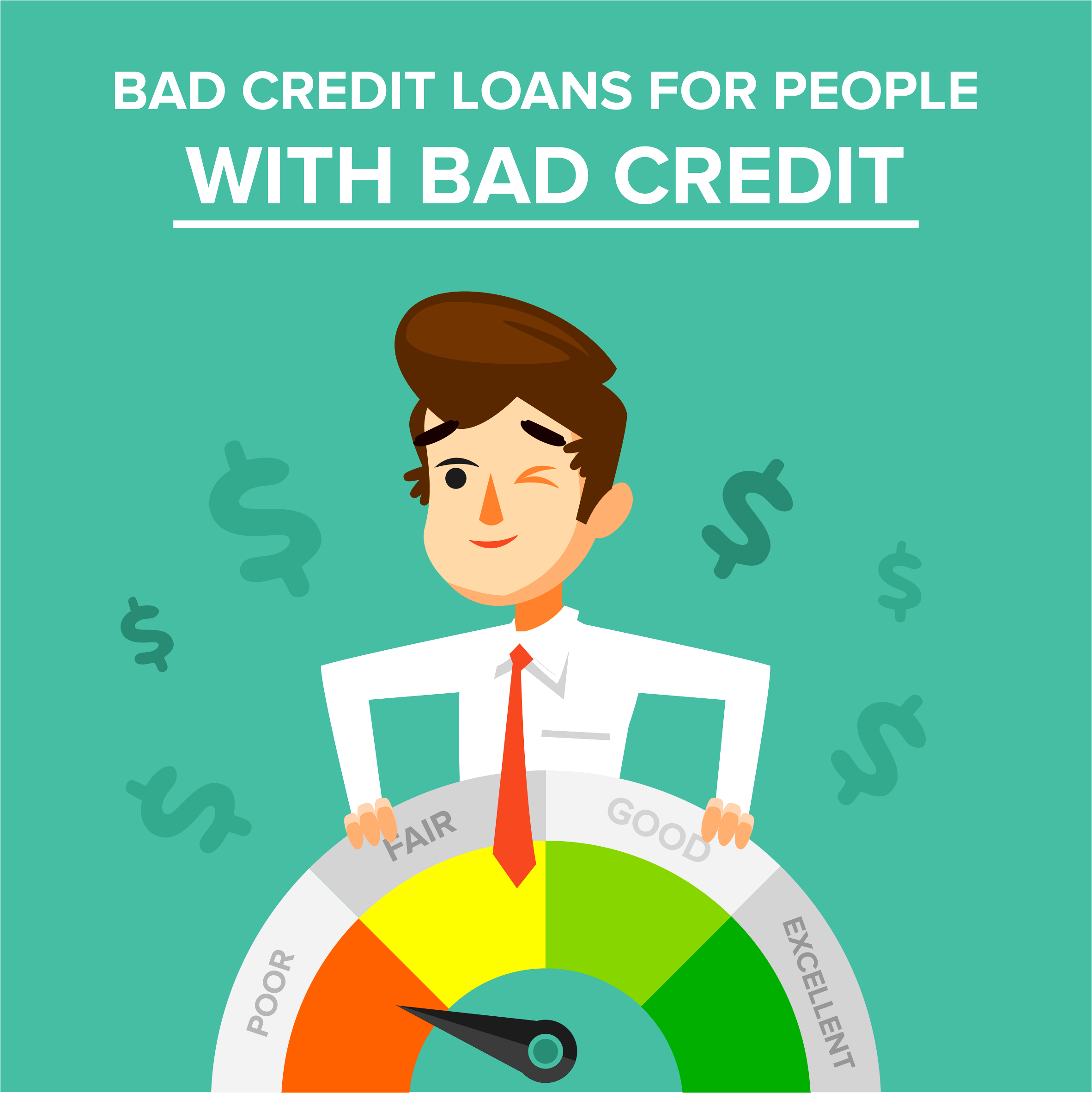 Bad Credit Loan >> Bad Credit Loans For People With Bad Credit Loan Away