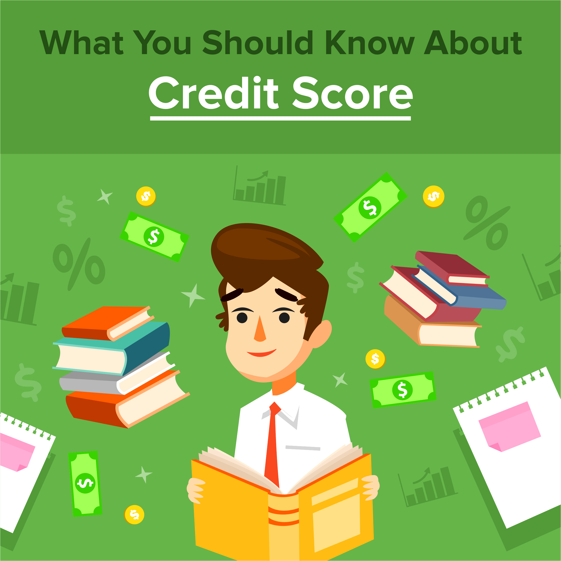 What You Should Know About Credit Score