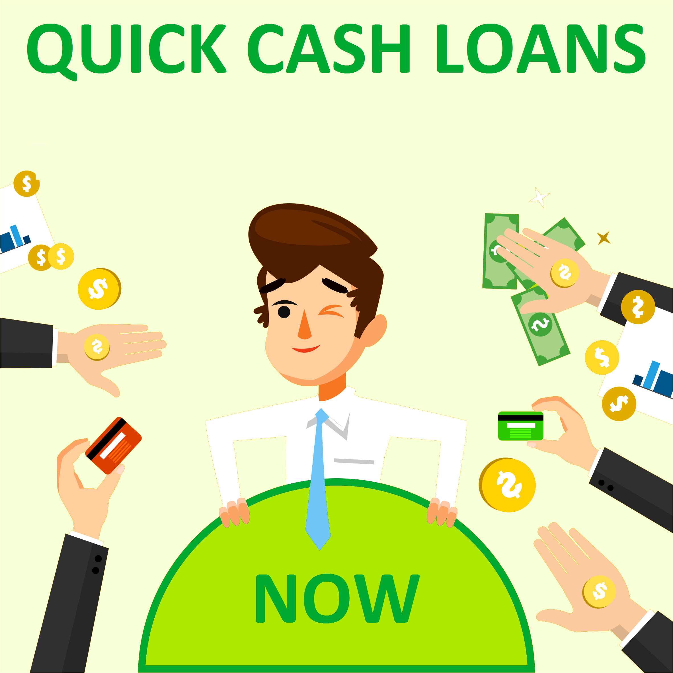 Quick Cash Loans Now