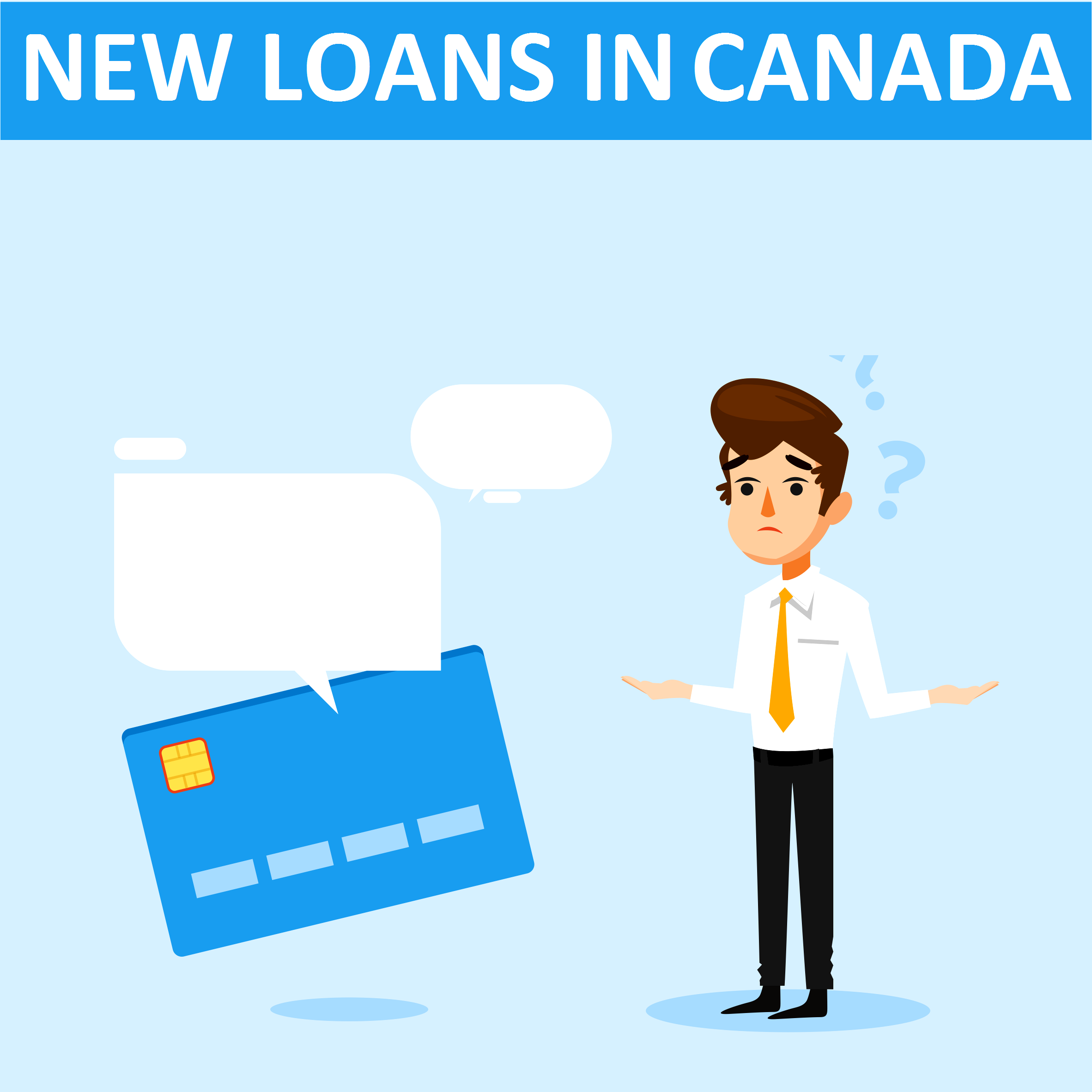 New Loans In Canada
