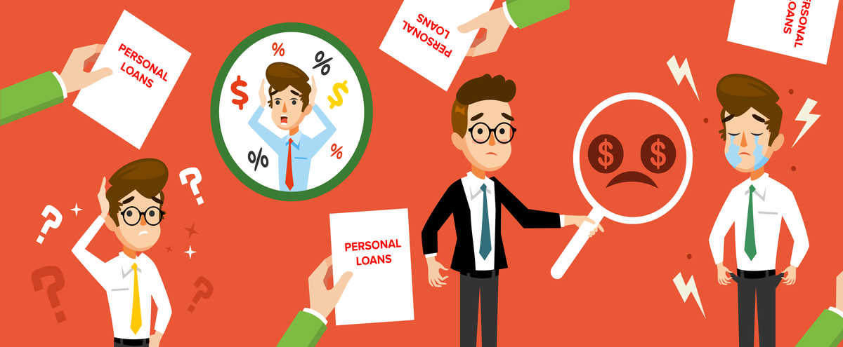 Personal Loans With Bad Credit